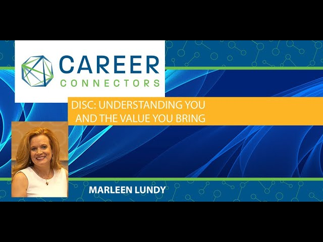 DISC: Understanding You and the Value You Bring