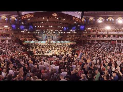 BBC Proms: Fantasia on British Sea-Songs