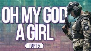 Can We Region Lock Female Gamers? | OMG A GIRL Series [5]