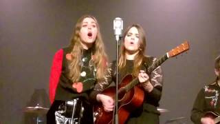 First Aid Kit - Hem of Her Dress - Union Transfer - Philly - 2/10/18
