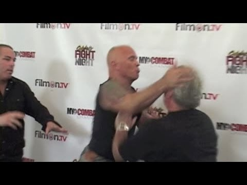 JOEY BUTTAFUOCO Punched In Face By AMY FISHER's Husband