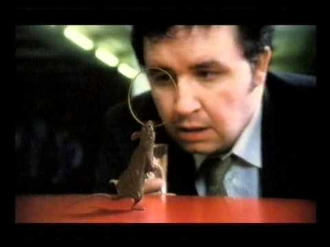 Mark Benton Ad for Nestle Aero
