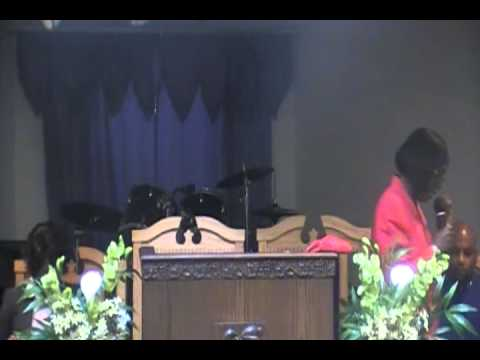 Minister Judi Brown   Pretty Feet Feb  12, 2011 Part 2