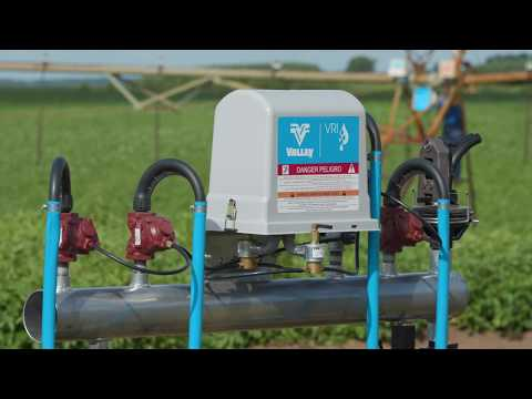 How Variable Rate Irrigation Technology Works For Center Pivot Irrigation