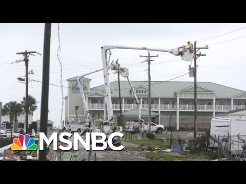 Hurricane Dorian Makes Landfall At Cape Hatteras, NC | Velshi & Ruhle | MSNBC