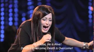 Repeat youtube video Kari Jobe Bethel Church Music- Forever Live (lyrics)