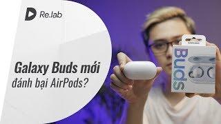 Galaxy Buds: Liệu có đánh bại được AirPods?