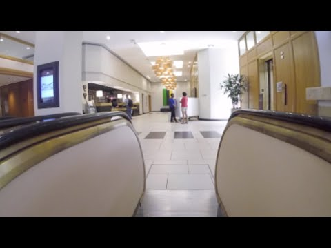 Should you stay at the Houston DoubleTree? [Greenway Plaza]