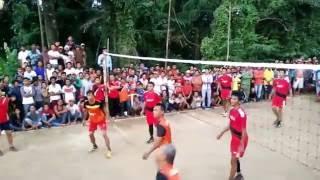 BAG 6 : Spike-spike kompilasi ke-1 | Aryyanti Cup Desa Jemasih Ketanggungan