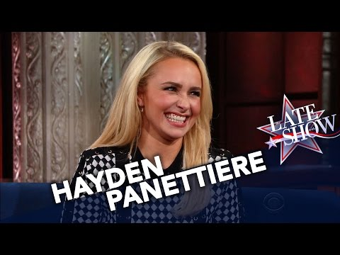 Hayden Panettiere: From Child Star To SuperMom