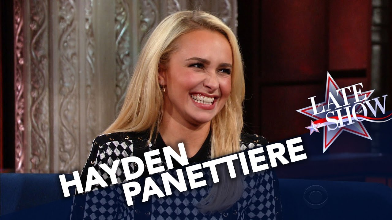 Cleavage Video Hayden Panettiere naked photo 2017