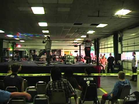 Severe Attitude Wrestling May Mayhem Street Dreams verus TKO and Insane Lane