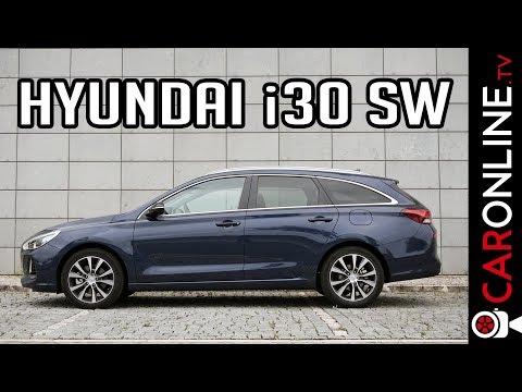 HYUNDAI i30 SW 2017 1.4 TURBO - 1200 Eur por 600 litros de BAGAGEIRA [Review Portugal]