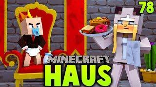 24 STUNDEN MACHEN WAS BÖSES BABY SAGT! ✿ Minecraft HAUS #78 [Deutsch/HD]