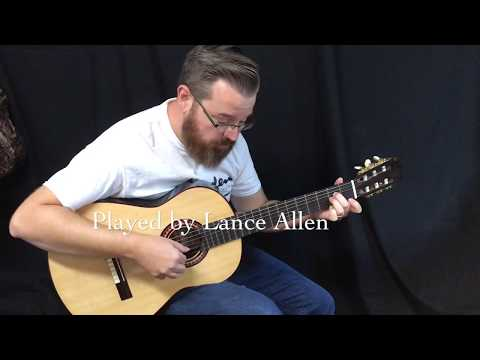 Marchione ABW Classical Guitar at Guitar Gallery