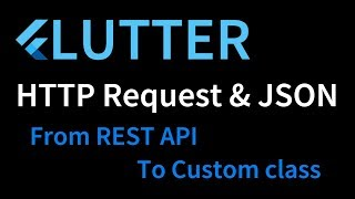 flutter-json-parse-http-request Search on EasyTubers com
