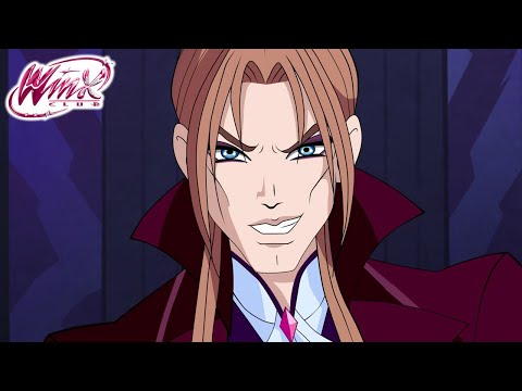 Winx Club - Season 8 Sneak Peek - Valtor is back!