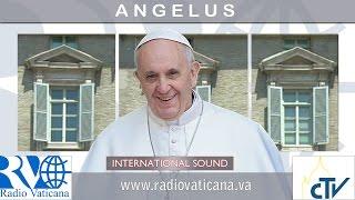 2017.01.22 Angelus Domini