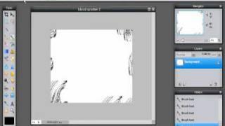 blood splatter tutorial (Photoshop)