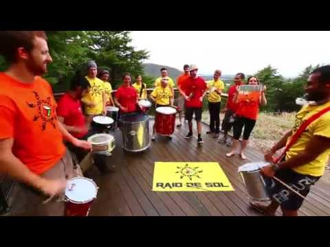 "Raio De Sol - Canberra Community Samba Band - ""London Circuit!"" (Arco Iris)"