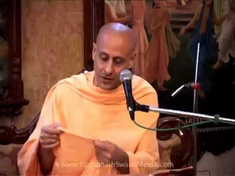 07-007 Srimad Bhagavatam Class-1 by HH Radhanath Swami
