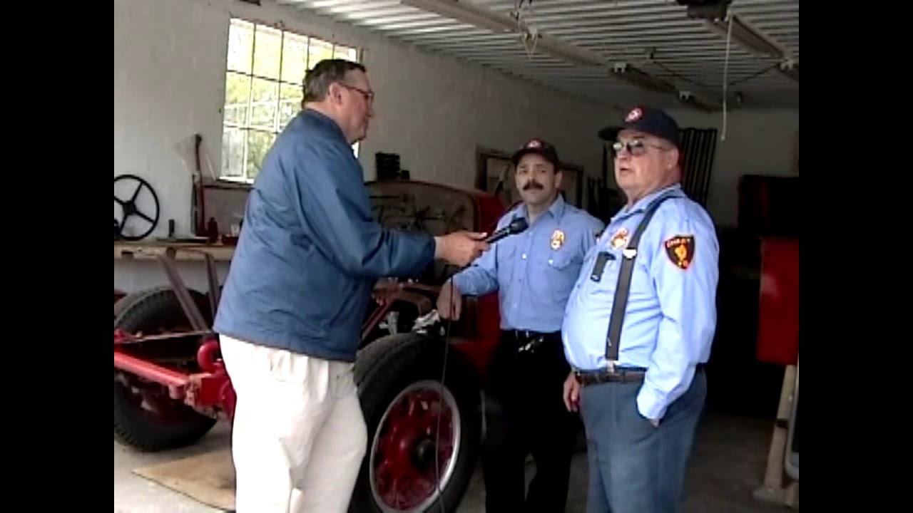 Chazy Buffalo Firetruck  5-29-05