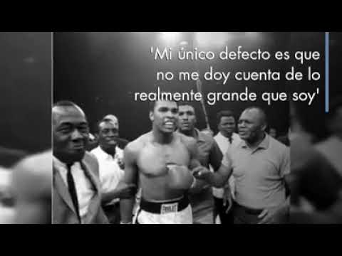 Muhammad Ali 10 Frases Celebres Youtube