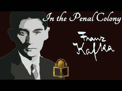 In The Penal Colony by Franz Kafka, unabridged audiobook, read by Peter Yearsley