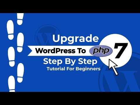 Cara Update Php WordPress