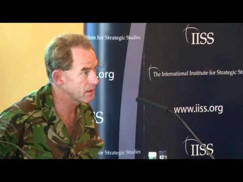 """""""Making Counter-Piracy Operations Effective"""" - Major General Buster Howes OBE"""
