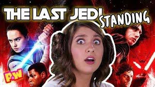 The Last Jedi Standing! Star Wars elimination trivia game! BATTLE TRIVIA! ~ pocket.watch