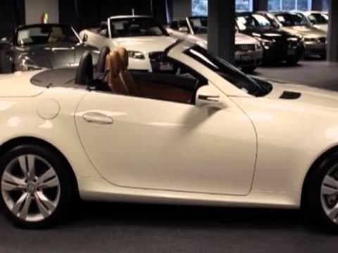 2009 Mercedes-Benz SLK-Class SLK350 2dr Roadster 3.5L Convertible - Seattle, WA