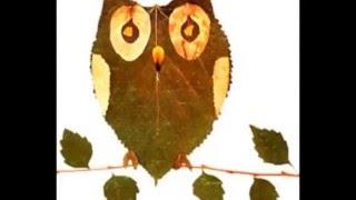 Аппликация из осенних листьев(, 2012-09-15T18:25:22.000Z)