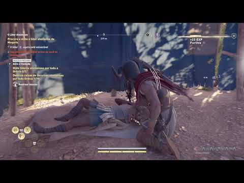 MATANDO O LÍDER Assassin's Creed® Odyssey Gold EDITION GAME PLAY |