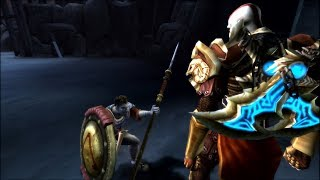 GOD OF WAR GHOST OF SPARTA GOD MODE BONUS PLAY 05 - SPARTA