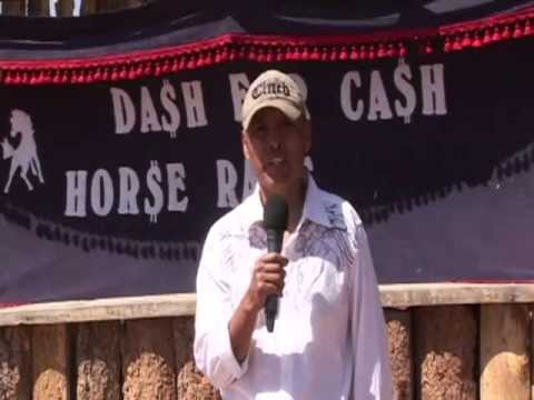 Dash for Cash - Speech 2013