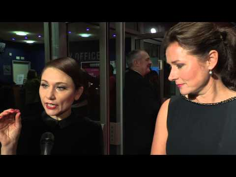 Peter Strickland, Sidse Babett Knudsen & Chiara D'Anna  The Duke of Burgundy  BFI LFF s