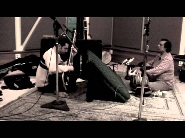 Malkauns 9 beats, Josh Feinberg (sitar) Pt. Swapan Chaudhuri (tabla)
