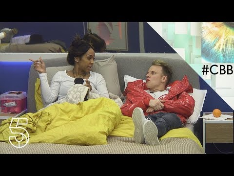 Malika confides in Shane J  | Day 15 | Celebrity Big Brother 2018
