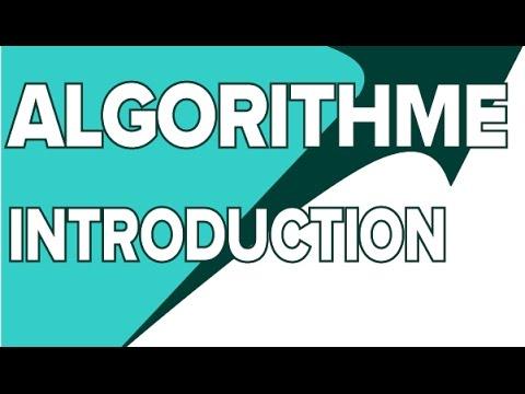 Algorithme et Programmation