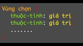 [Học CSS - 24 - Cuối] Thay đổi hình dạng đối tượng với Transform