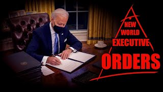 Joe Biden's First Day in Office: Executive Orders from Hell