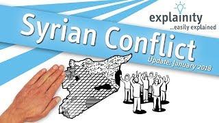 Syrian Conflict explained (explainity® explainer video)