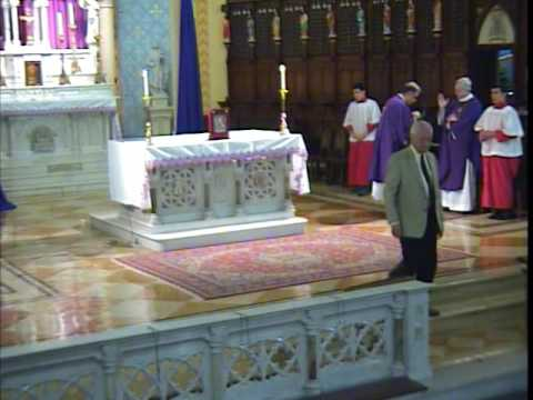 Catholic Mass from the Church of Ste. Genevieve, (Missouri) 12/4/16