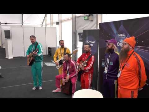 Eurovision 2014: Pollapönk (Iceland): No Prejudice - Accoustic version