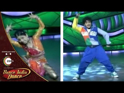 Faisal and Shreya Best Jugalbandi Dance - DID L'il Masters Season 2