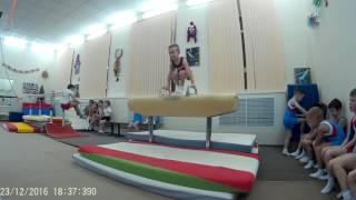 3 юношеский разряд спортивная гимнастика. упражнения на коне