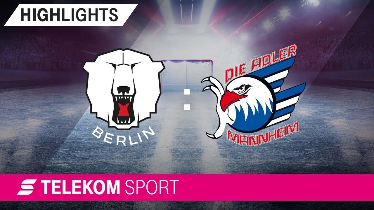 Adler Mannheim Eisbären Berlin Live Stream