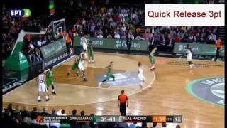 Euroleague Player Analysis: Jaycee Carroll, game 3-2017