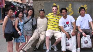 Summer Abroad with Syracuse University
